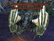 Strakkzar the Sternclaw