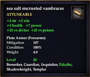 File:Sea salt encrusted vambraces.jpg