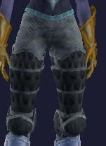 Shineless Chain Leggings (Visible)