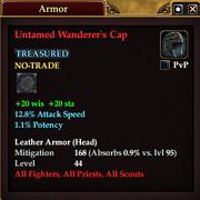 Untamed Wanderer's Cap