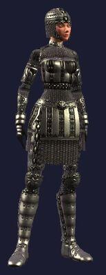 Quellithulian Assassin (Armor Set) (Visible, Female)