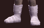 Saintly Vicar's Plate Boots (Equipped)