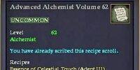Advanced Alchemist Volume 62