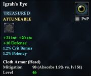 Igrah's Eye