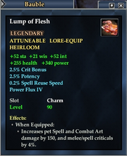 Lump of Flesh