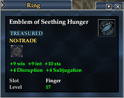 Emblem of Seething Hunger