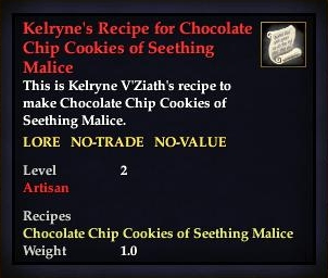 File:Kelryne's Recipe for Chocolate Chip Cookies of Seething Malice.jpg