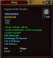 Signet of the Realm