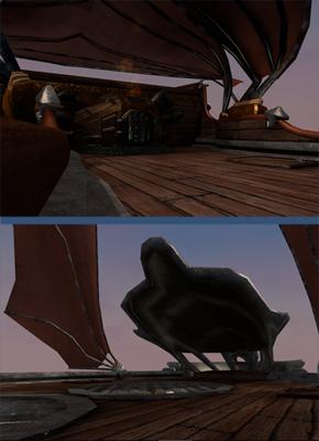 Skyblade-skiff