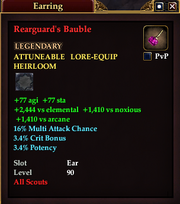 Rearguard's Bauble