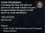 Aviak (Troubador)