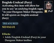 Froglok-Undead (Fury)
