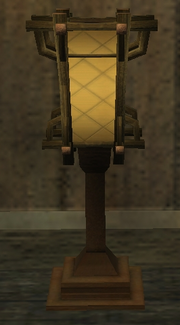 Lamp of Devotion (Visible)