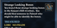 Strange Looking Bones (Item)