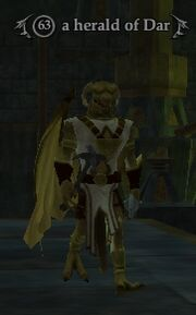 A herald of Dar (Sanctum of the Scaleborn)