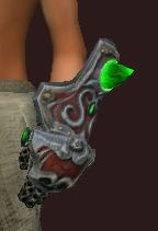 Hero Bracers (Leather Equipped)