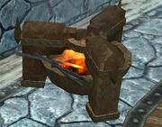 Blood iron forge (House Item)