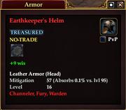 Earthkeeper's Helm