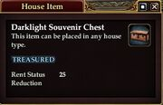 Darklight Souvenier Chest