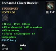 Enchanted Clover Bracelet