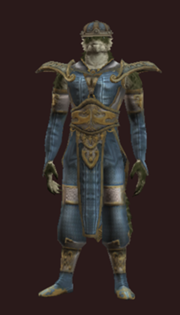 Cloth Armor of Greater Skyshrine (Armor Set) (Visible, Male)