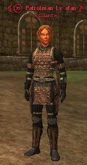 Patrolman Ly`stan