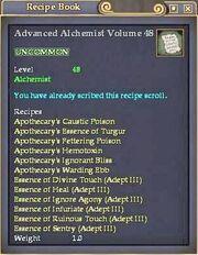 Advanced Alchemist Volume 48