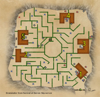 Hedge-hollow-maze-map