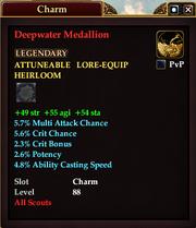 Deepwater Medallion