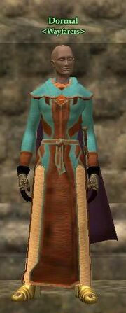Robe of the Oracle (equiped)