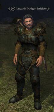 Lucanic Knight Initiate