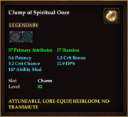 Clump of Spiritual Ooze