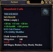 Moonfield Cuffs