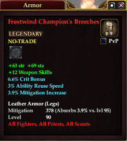Frostwind Champion's Breeches