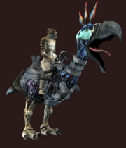 Terrorbird (Equipped)