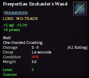 Freeportian Enchanter's Wand