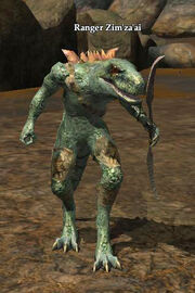 Ranger Zim'za'ai