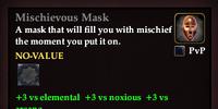 Mischievous Mask