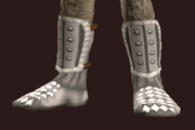 Gambler's Boots of the Citadel (Equipped)