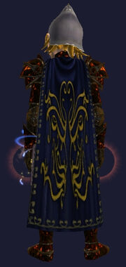 Cloak of Erollisi's Valor Equipped