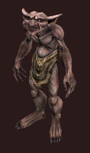 Pickclaw Goblin Plushie