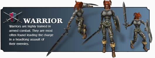 Class Warrior