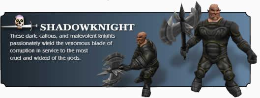 Class Shadowknight