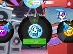 MLP game EG mini game selecting a song