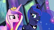 Princess Luna and Princess Cadance EG