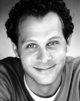 Josh Haber grayscale profile
