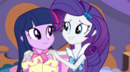 "Rarity ""we don't know what we would have done"" EG2"