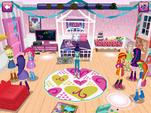 MLPEG app Pinkie Pie's sleepover