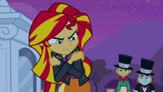 Sunset Shimmer losing her temper EG