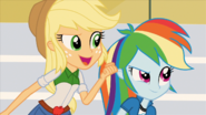 "Applejack ""The Rainbooms are the band to beat"" EG2"